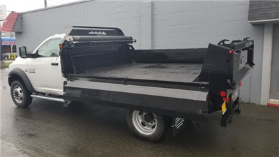 2018 Ram 5500 Regular Cab DRW 4x4,  Knapheide Drop Side Dump Body #R180273 - photo 7