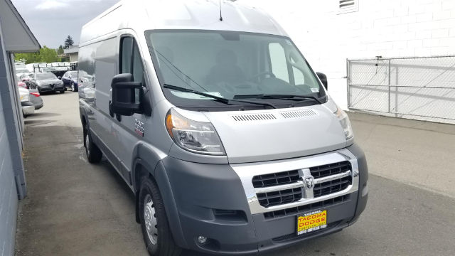 2018 ProMaster 2500 High Roof, Cargo Van #R180295 - photo 8