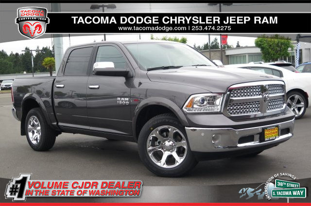 2018 Ram 1500 Crew Cab 4x4,  Pickup #R180327 - photo 1