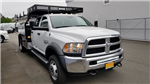 2018 Ram 5500 Crew Cab DRW 4x4,  Knapheide Contractor Body #R180361 - photo 1