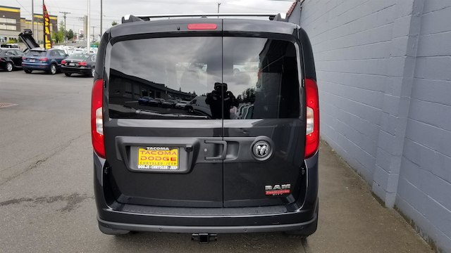 2018 ProMaster City FWD,  Empty Cargo Van #R180366 - photo 5