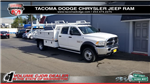 2018 Ram 5500 Crew Cab DRW 4x4,  Knapheide Contractor Body #R180367 - photo 1