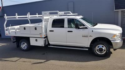 2018 Ram 3500 Crew Cab DRW 4x4,  Knapheide Contractor Body #R180378 - photo 6