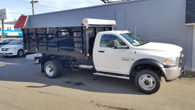 2018 Ram 4500 Regular Cab DRW 4x2,  Knapheide Landscape Dump #R180382 - photo 7