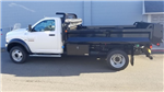 2018 Ram 5500 Regular Cab DRW 4x4, Knapheide Drop Side Dump Bodies Dump Body #R180383 - photo 3