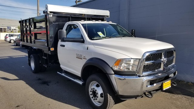 2018 Ram 4500 Regular Cab DRW 4x2,  Knapheide Landscape Dump #R180391 - photo 8