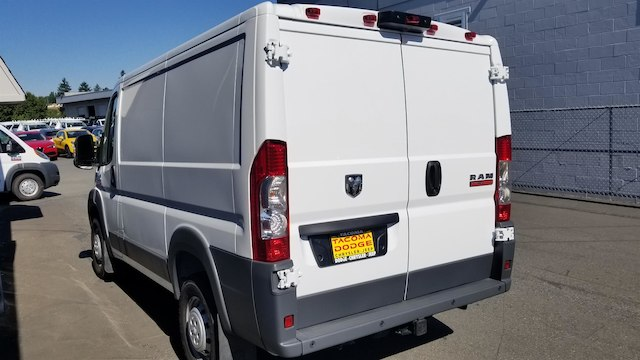 2018 ProMaster 1500 Standard Roof FWD,  Empty Cargo Van #R180407 - photo 6