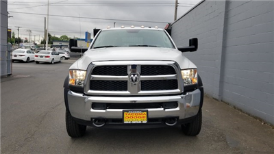 2018 Ram 5500 Crew Cab DRW 4x4,  Knapheide Value-Master X Platform Body #R180426 - photo 4