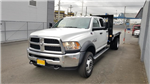 2018 Ram 5500 Crew Cab DRW 4x4,  Knapheide Value-Master X Platform Body #R180426 - photo 5