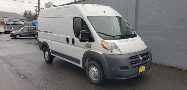 2018 ProMaster 2500 High Roof FWD,  Empty Cargo Van #R180443 - photo 1