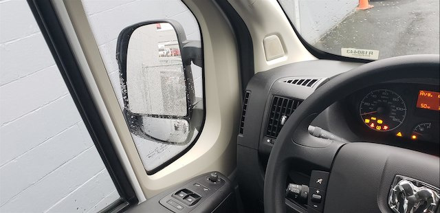 2018 ProMaster 2500 High Roof FWD,  Empty Cargo Van #R180443 - photo 16