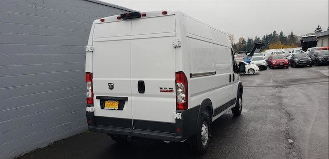 2018 ProMaster 2500 High Roof FWD,  Empty Cargo Van #R180443 - photo 8