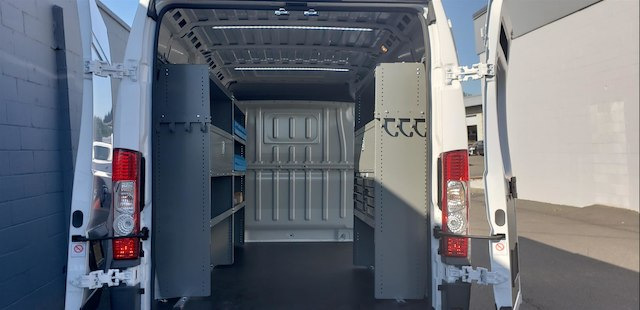 2018 ProMaster 2500 High Roof FWD,  Adrian Steel Upfitted Cargo Van #R180450 - photo 2