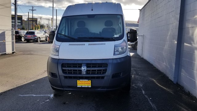2018 ProMaster 2500 High Roof FWD,  Adrian Steel Upfitted Cargo Van #R180450 - photo 3