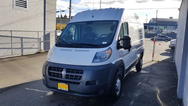 2018 ProMaster 2500 High Roof FWD,  Adrian Steel Upfitted Cargo Van #R180450 - photo 4