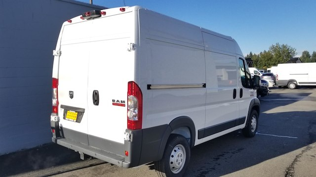2018 ProMaster 2500 High Roof FWD,  Adrian Steel Upfitted Cargo Van #R180450 - photo 9