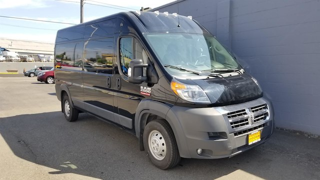 2018 ProMaster 2500 High Roof FWD,  Empty Cargo Van #R180451 - photo 3