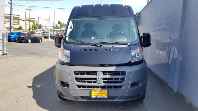 2018 ProMaster 2500 High Roof FWD,  Empty Cargo Van #R180455 - photo 4