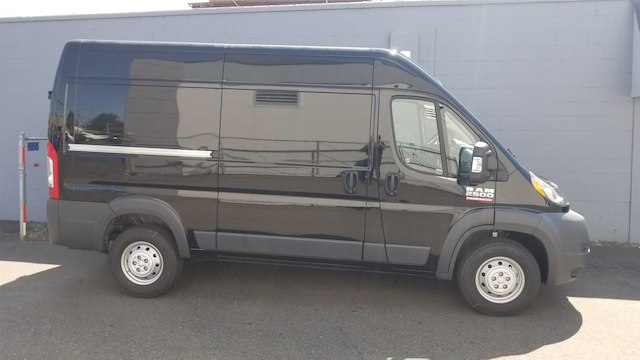 2018 ProMaster 2500 High Roof FWD,  Empty Cargo Van #R180455 - photo 10