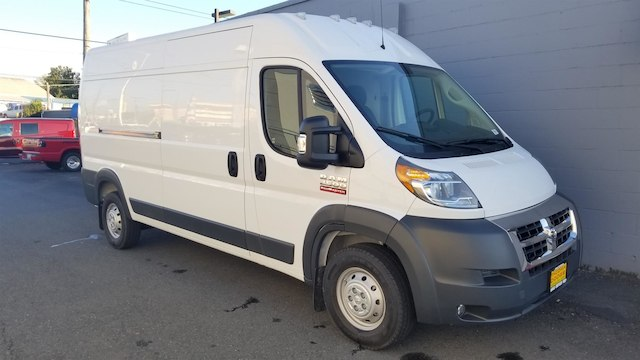 2018 ProMaster 2500 High Roof FWD,  Empty Cargo Van #R180473 - photo 1