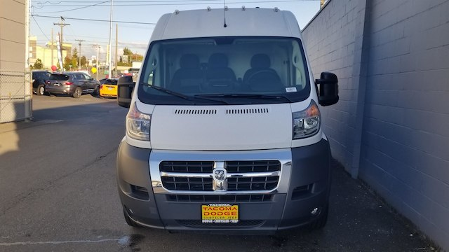 2018 ProMaster 2500 High Roof FWD,  Empty Cargo Van #R180473 - photo 3