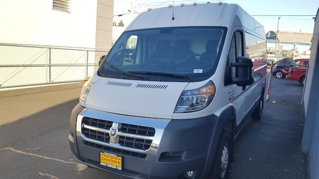2018 ProMaster 2500 High Roof FWD,  Empty Cargo Van #R180473 - photo 4