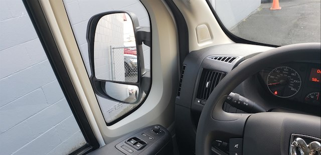 2018 ProMaster 2500 High Roof FWD,  Adrian Steel Upfitted Cargo Van #R180475 - photo 11