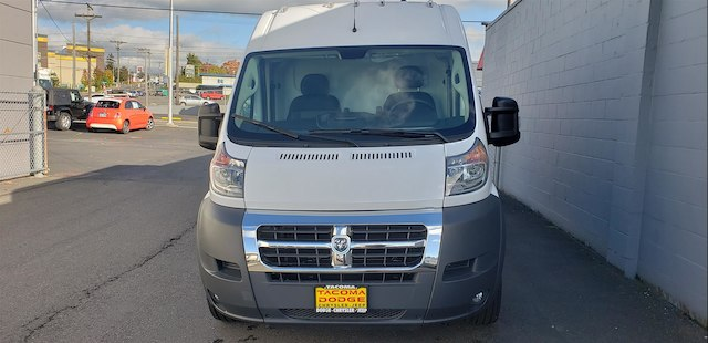 2018 ProMaster 2500 High Roof FWD,  Adrian Steel Upfitted Cargo Van #R180475 - photo 3