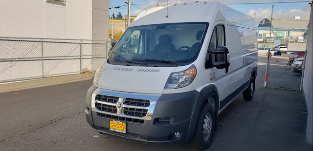 2018 ProMaster 2500 High Roof FWD,  Adrian Steel Upfitted Cargo Van #R180475 - photo 4