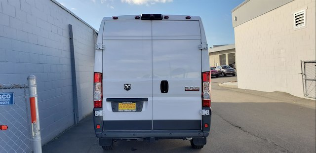 2018 ProMaster 2500 High Roof FWD,  Adrian Steel Upfitted Cargo Van #R180475 - photo 6