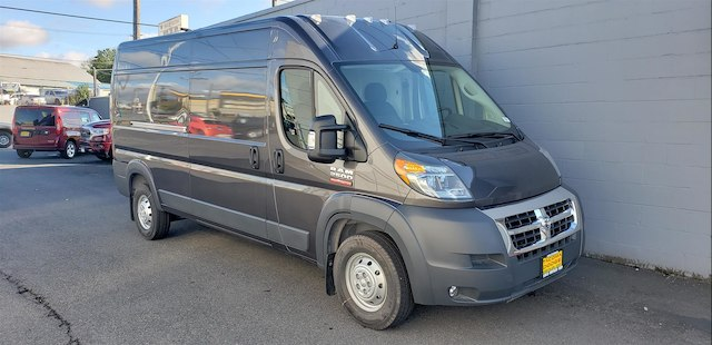 2018 ProMaster 2500 High Roof FWD,  Empty Cargo Van #R180476 - photo 3