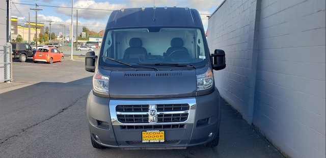 2018 ProMaster 2500 High Roof FWD,  Empty Cargo Van #R180476 - photo 4