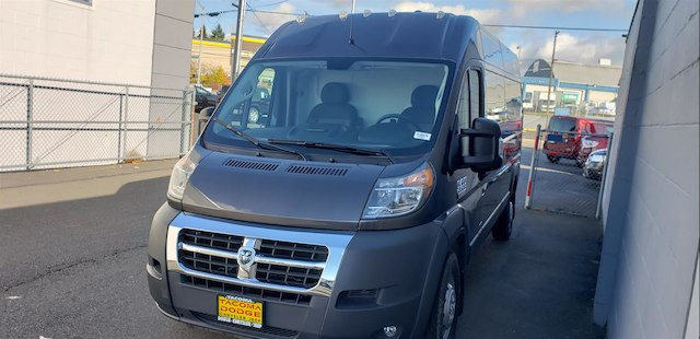 2018 ProMaster 2500 High Roof FWD,  Empty Cargo Van #R180476 - photo 1