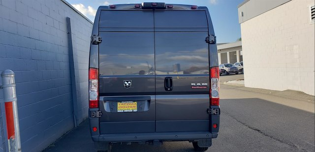 2018 ProMaster 2500 High Roof FWD,  Empty Cargo Van #R180476 - photo 6