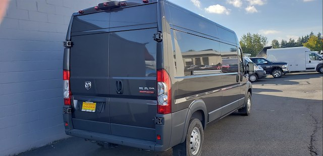 2018 ProMaster 2500 High Roof FWD,  Empty Cargo Van #R180476 - photo 7