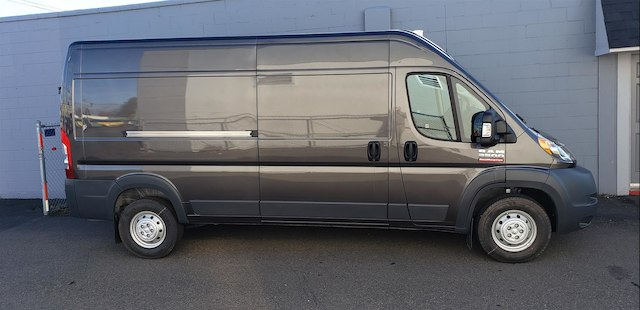 2018 ProMaster 2500 High Roof FWD,  Empty Cargo Van #R180476 - photo 8