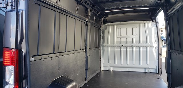 2018 ProMaster 2500 High Roof FWD,  Empty Cargo Van #R180476 - photo 9