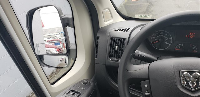 2018 ProMaster 2500 High Roof FWD,  Adrian Steel Upfitted Cargo Van #R180485 - photo 12