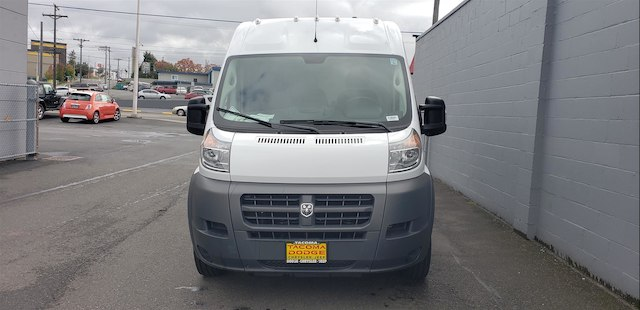 2018 ProMaster 2500 High Roof FWD,  Adrian Steel Upfitted Cargo Van #R180485 - photo 4