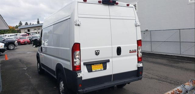2018 ProMaster 2500 High Roof FWD,  Adrian Steel Upfitted Cargo Van #R180485 - photo 5