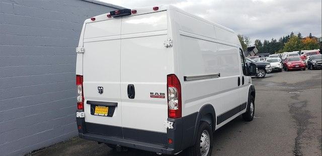 2018 ProMaster 2500 High Roof FWD,  Adrian Steel Upfitted Cargo Van #R180485 - photo 7