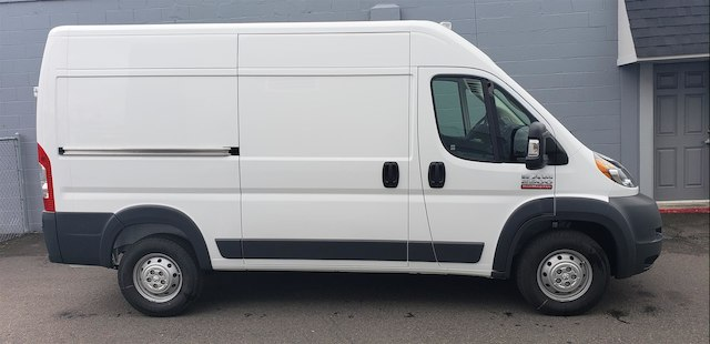 2018 ProMaster 2500 High Roof FWD,  Adrian Steel Upfitted Cargo Van #R180485 - photo 8