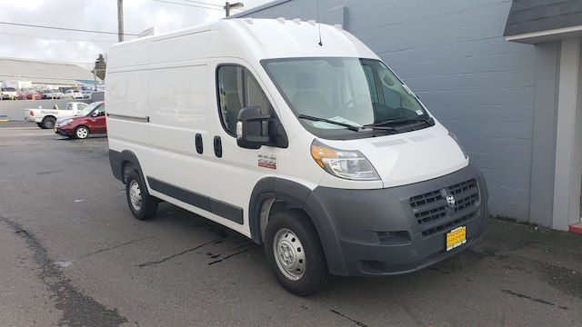2018 ProMaster 2500 High Roof FWD,  Adrian Steel Upfitted Cargo Van #R180488 - photo 3