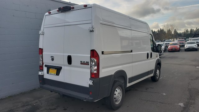 2018 ProMaster 2500 High Roof FWD,  Adrian Steel Upfitted Cargo Van #R180488 - photo 7