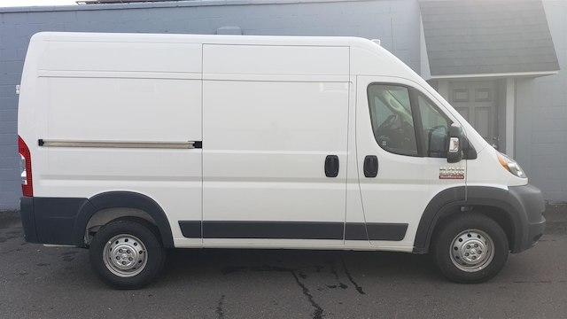 2018 ProMaster 2500 High Roof FWD,  Adrian Steel Upfitted Cargo Van #R180488 - photo 8