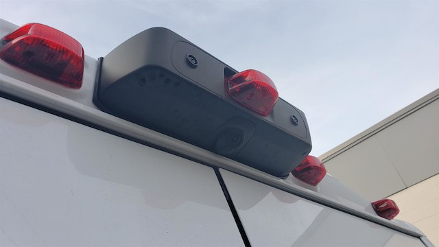 2018 ProMaster 2500 High Roof FWD,  Adrian Steel Upfitted Cargo Van #R180488 - photo 10