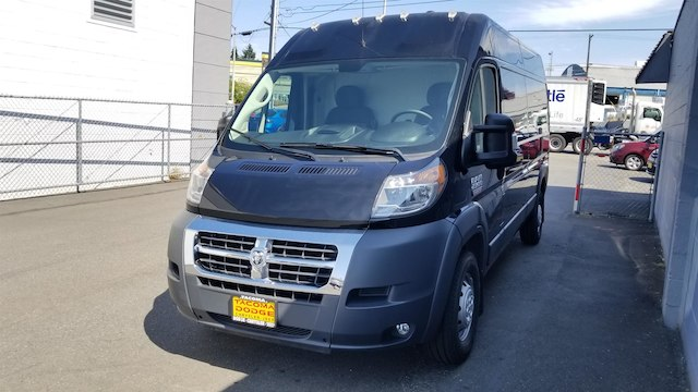 2018 ProMaster 2500 High Roof FWD,  Empty Cargo Van #R180497 - photo 5