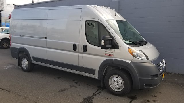 2018 ProMaster 2500 High Roof FWD,  Empty Cargo Van #R180500 - photo 1