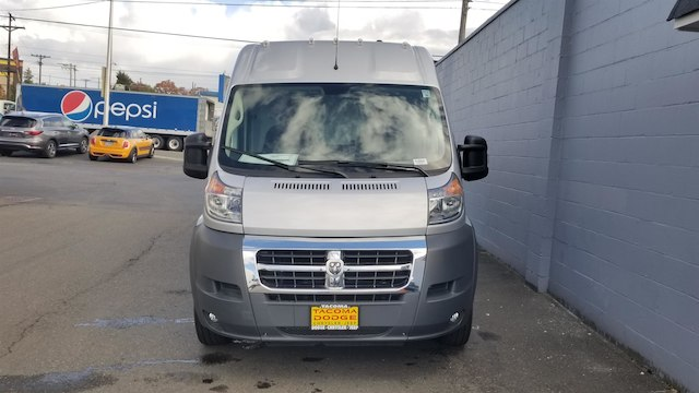 2018 ProMaster 2500 High Roof FWD,  Empty Cargo Van #R180500 - photo 3
