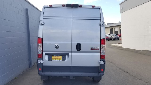 2018 ProMaster 2500 High Roof FWD,  Empty Cargo Van #R180500 - photo 8